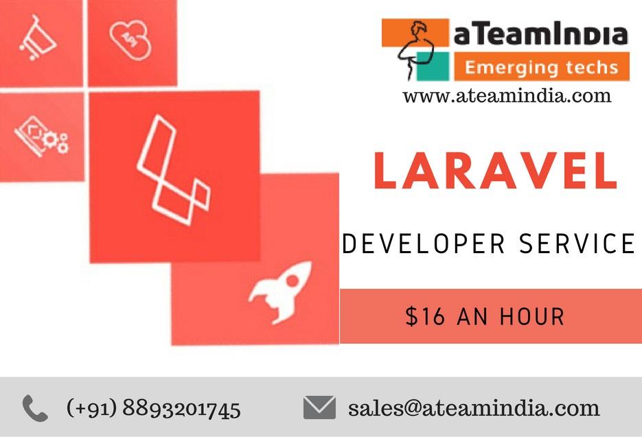 Laravel Devoleper Service