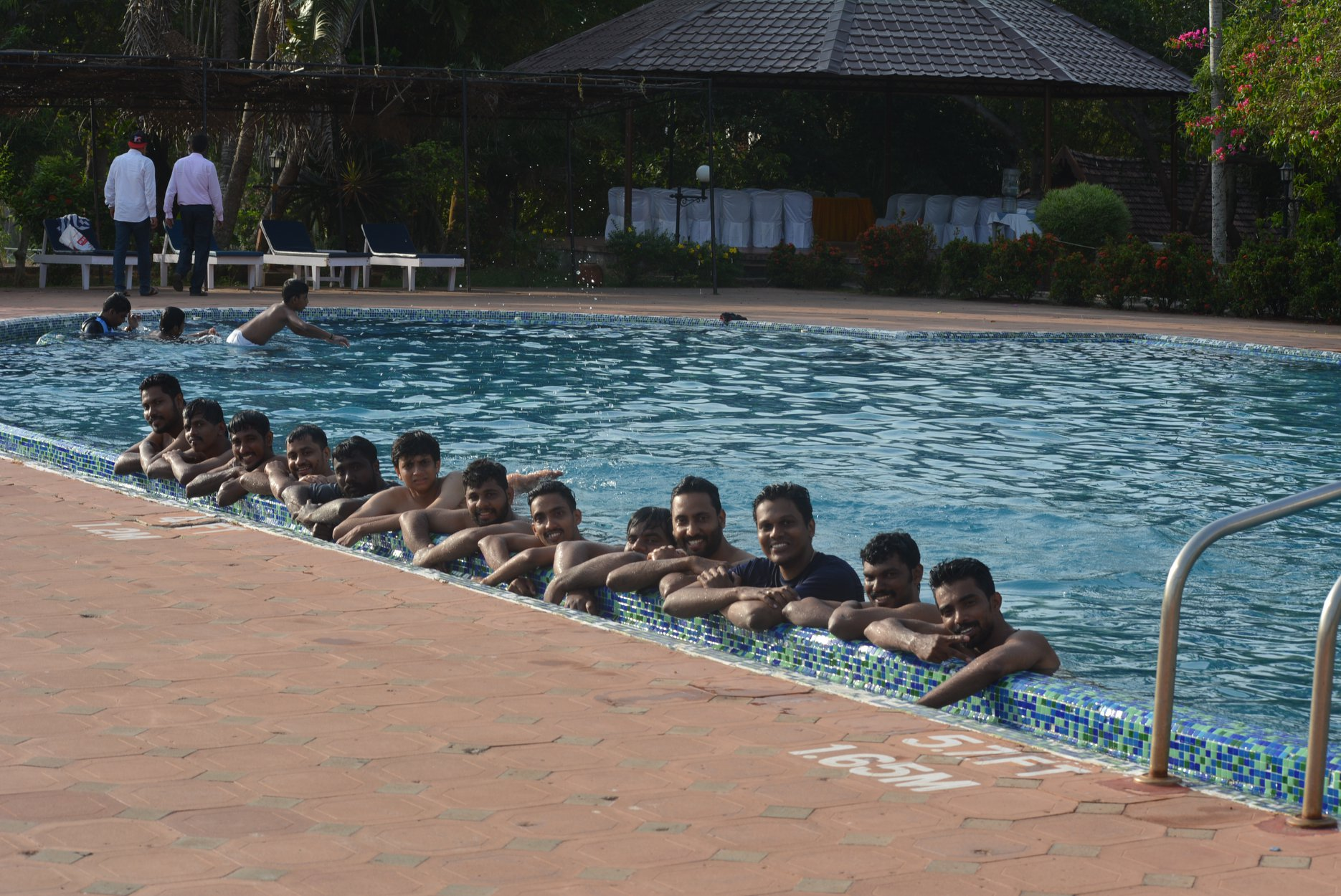 Team Outing # Kovalam