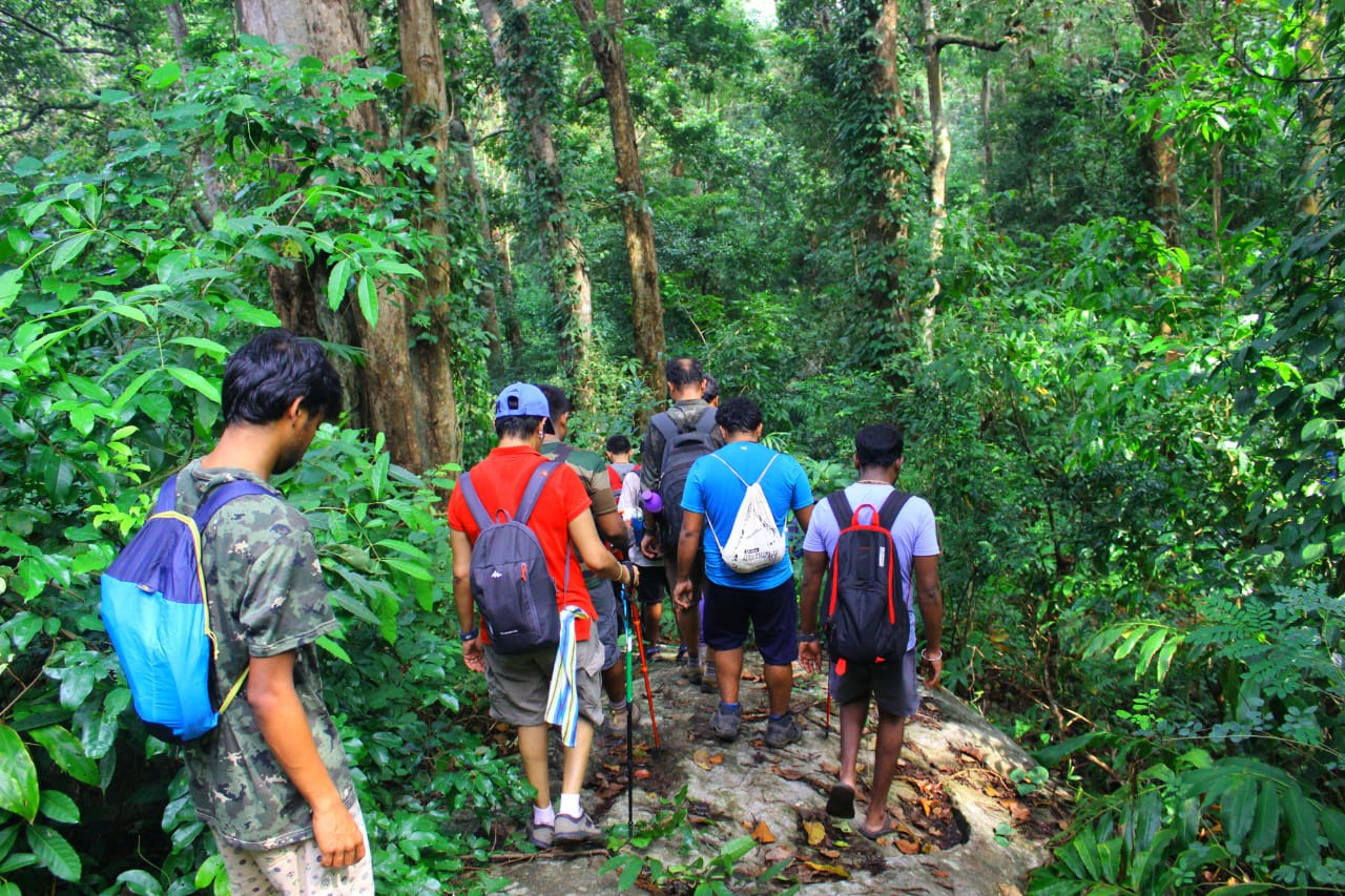 Neyyar Wildlife Sanctuary Trekking