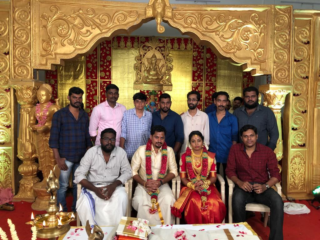 Teammates Marriage Function