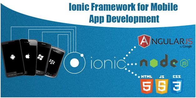 Ionic Frame
