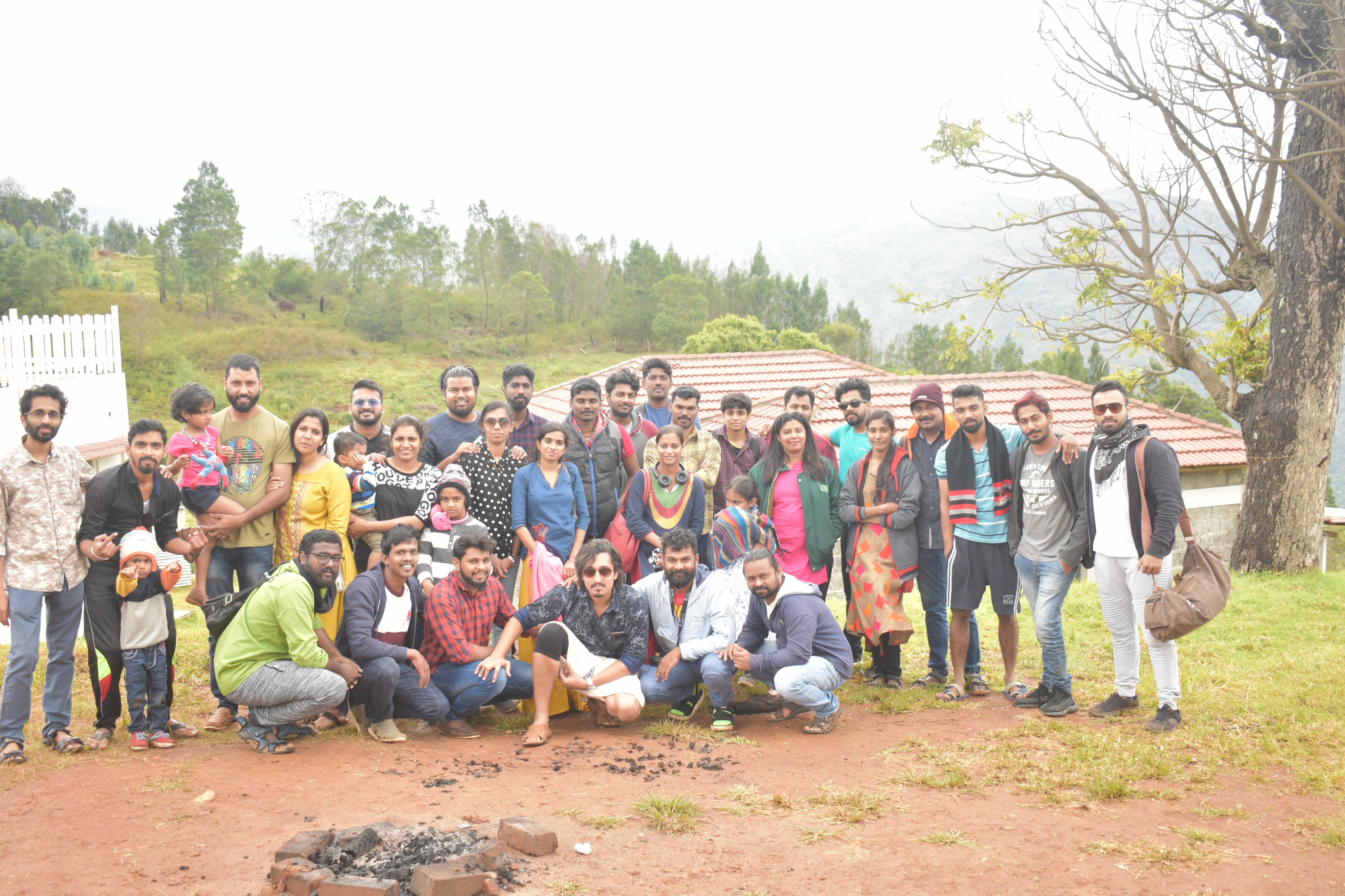 Anniversary trip at ooty
