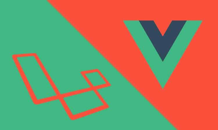 Laravel and Vue.js Blends Very Well